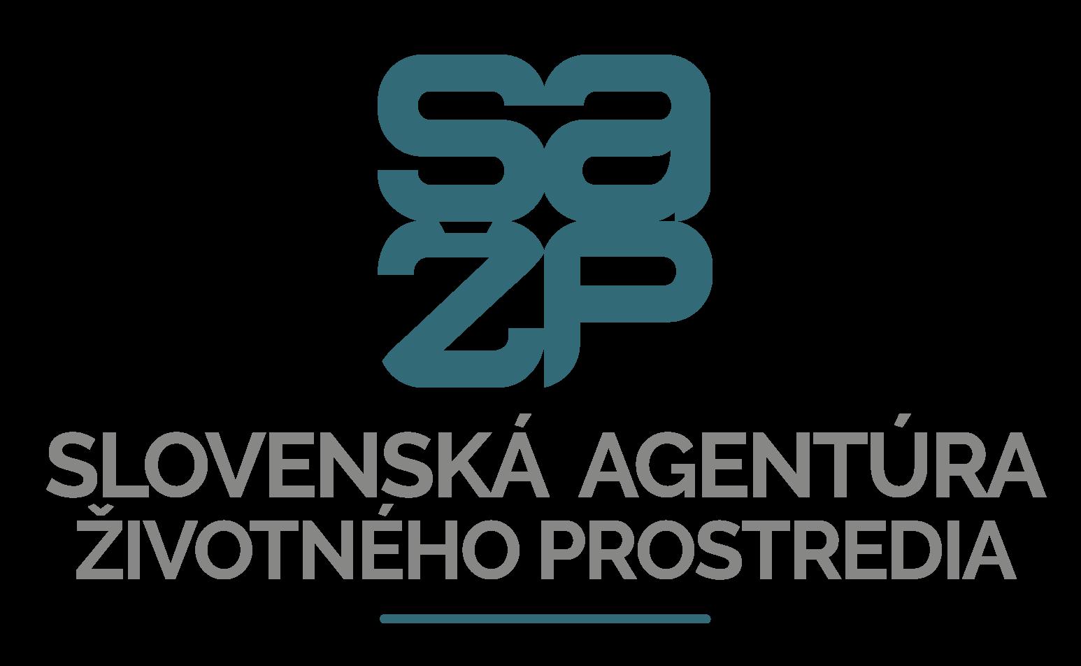 Logo SAŽP | SAŽP.sk