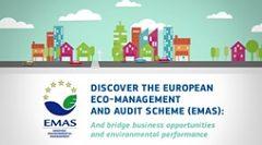 EMAS - schéma pre environmentálne manažérstvo a audit