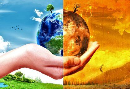 Zmena klímy