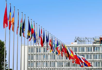 oblasť medzinárodnej spolupráce