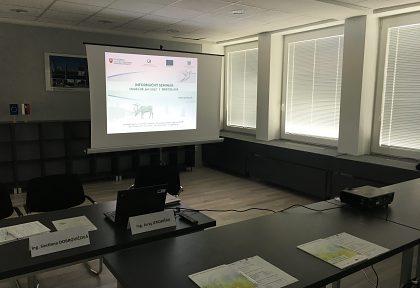 Informačný seminár pre prijímateľov NFP k výzvam s kódom OPKZP-PO1-SC123-2015-8