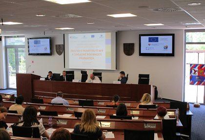Informačný seminár pre prijímateľov NFP k výzvam s kódmi OPKZP-PO1-SC111-2016-10 a OPKZP-PO1-SC111-2016-11