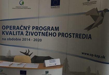 Informačný seminár pre žiadateľov o NFP k výzvam č. 17, č.18 a č.21