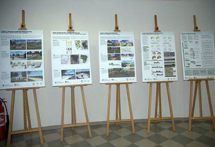 Posterová výstava Univerzity zelenej infraštruktúry je prístupná v priestoroch SAŽP