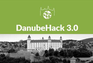 Partnerom tretieho podujatia typu Hacathon – DanubeHack 3.0 je opäť MŽP SR a SAŽP