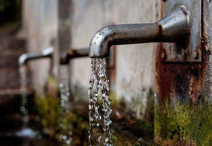 Oblasť vodného hospodárstva