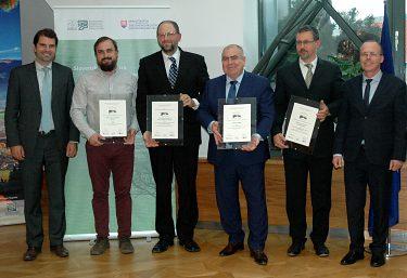 Cena Slovenskej republiky za krajinu 2018 pre KALVÁRSKY FOND