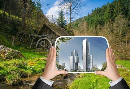Akreditované vzdelávanie Územné plánovanie, urbanizmus a krajina