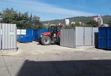 Intenzifikácia triedeného zberu komunálneho odpadu v obci Horné Srnie