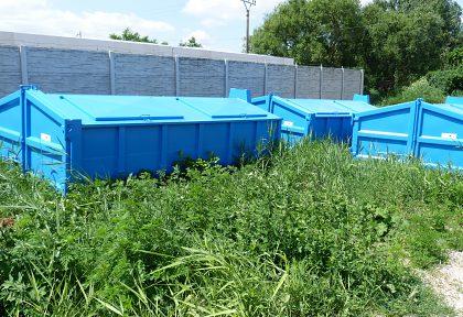 Zefektívnenie triedeného zberu komunálneho odpadu v obci Jakubov