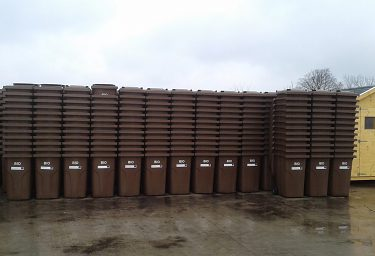 Rozšírenie systému separovaného zberu odpadov na území mesta Želiezovce