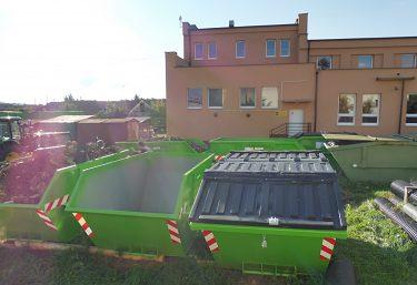 Zhodnocovanie biologicky rozložiteľného komunálneho odpadu obce Lužianky