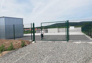 Separovaný zber komunálneho odpadu v obci Rybník