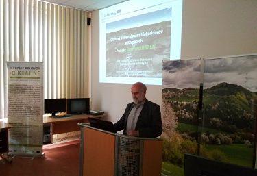 Informačný deň k Európskemu dohovoru o krajine 2019 prebieha dnes na pôde Technickej univerzity vo Zvolene