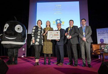 Lisabon, Lindau a Greater Manchester – víťazi Európskeho týždňa mobility 2018