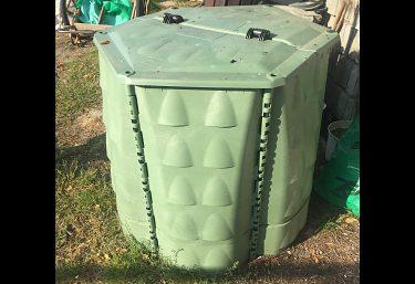 Obstaranie záhradných kompostérov v obci Dojč