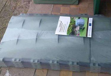 Obstaranie záhradných kompostérov pre domácnosti v meste Zlaté Moravce