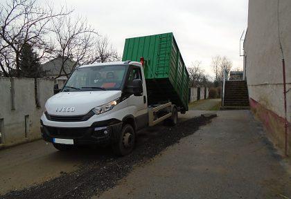 Podpora triedeného zberu komunálnych odpadov v obci Valaliky