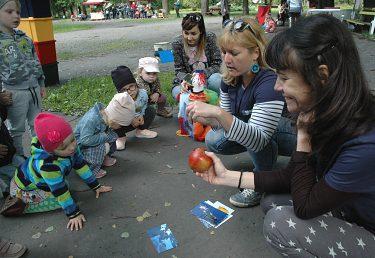 Envirovýchovné aktivity Festivalu Zeme podporilo konečne aj slniečko