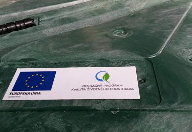 Zhodnocovanie biologicky rozložiteľného komunálneho odpadu v obci Oslany