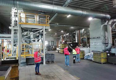 Zvýšenie efektivity procesov spracovania odpadov pre opätovné použitie