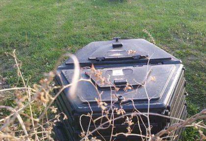 Obstaranie záhradných kompostérov Bánov
