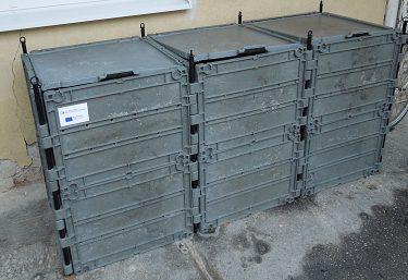 Predchádzanie vzniku biologicky rozložiteľného odpadu v obci Kráľová nad Váhom
