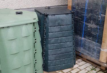Predchádzanie vzniku BRKO v obci Svinná prostredníctvom záhradných kompostérov