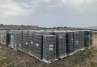 Obstaranie záhradných kompostérov pre obce Regionálneho združenia obcí Magura – Strážov