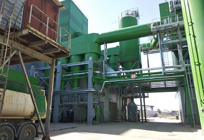 Zníženie emisií znečisťujúcich látok zo Spaľovne odpadov - Termovalorizátora, linky kotla K1