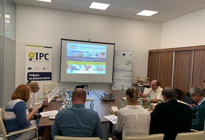 Informačný seminár k výzvam OPKZP-PO1-SC111-2017-32 a OPKZP-PO1-SC111-2017-33