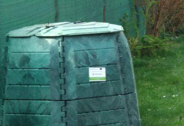 Obstaranie záhradných kompostérov v meste Sabinov