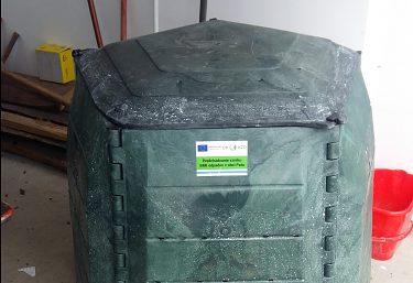 Predchádzanie vzniku BRK odpadov v obci Pata