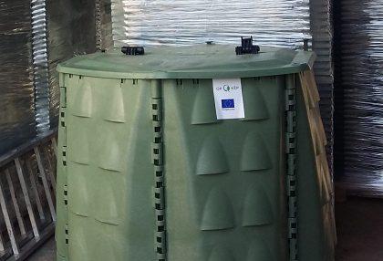 Kompostéry pre SOTDUM-ZO