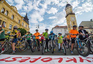ETM 2019: Prejdime sa spolu! Bezpečne na bicykli a pešo...