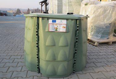 Obstaranie kompostérov pre obyvateľov menších obcí spadajúcich do MFO Trnava