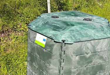 Kompostéry pre obec Trenčianske Stankovce
