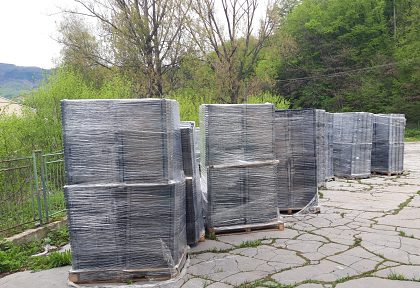 Obstaranie kompostérov v meste Dobšiná