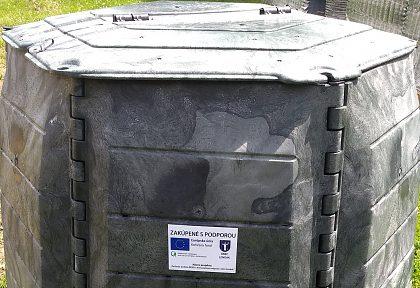 Zníženie podielu BRKO v komunálnom odpade v obci Lendak