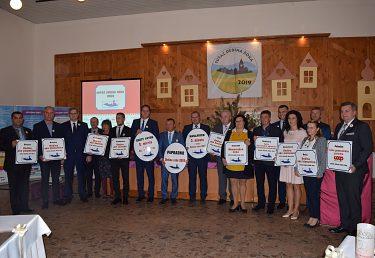 V Papradne sa slávnostne odovzdali ocenenia SDR 2019