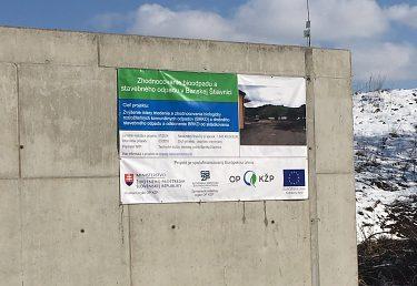 Zhodnocovanie bioodpadu a stavebného odpadu v Banskej Štiavnici