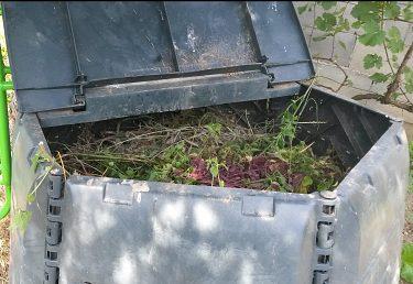 Predchádzanie vzniku biologicky rozložiteľných komunálnych odpadov v obci Dechtice