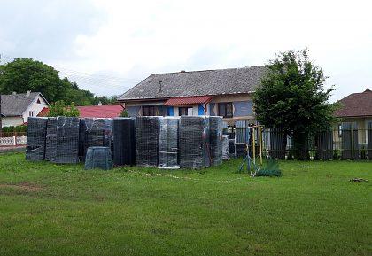 Obstaranie záhradných kompostérov v obci Rožkovany