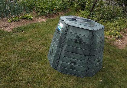 Predchádzanie vzniku odpadu kompostovaním
