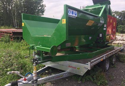 Zber BRO pre kompostáreň v Liptovskom Mikuláši