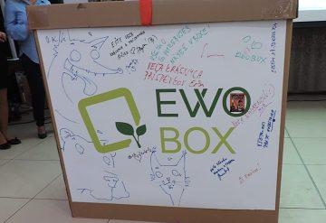 EWOBOXujte s nami za environmentálnu výchovu