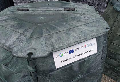 Podpora predchádzania vzniku biologicky rozložiteľného komunálneho odpadu v združení obcí Haľagoš