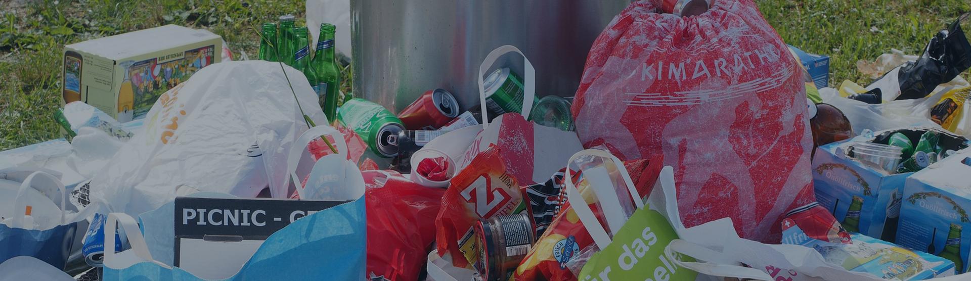 Zatoč s odpadom