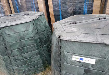 Podpora predchádzania vzniku biologicky rozložiteľných komunálnych odpadov v meste Veľký Šariš