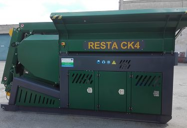 Triedený zber komunálnych odpadov v meste Dolný  Kubín